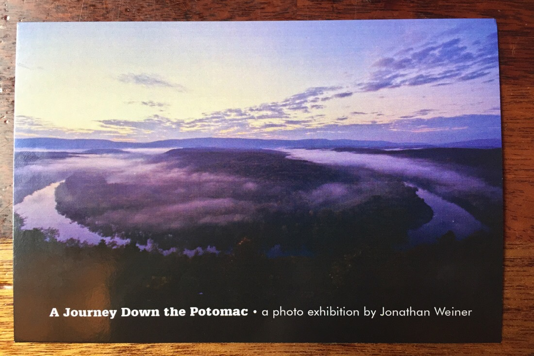 photo exhibition - a journey down the potomac by jonathan weiner