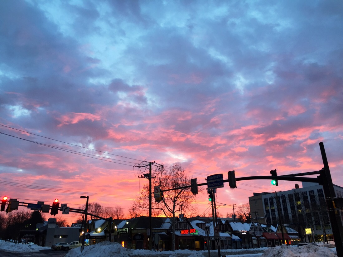 sunrise in bethesda, md