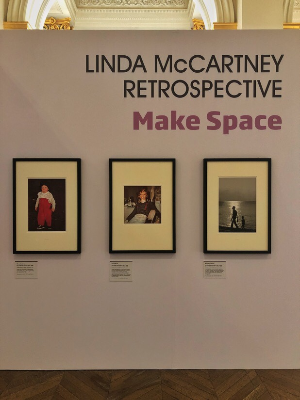 Exploring the Linda McCartney Retrospective photography exhibition at the Walker Art Gallery in Liverpool, England