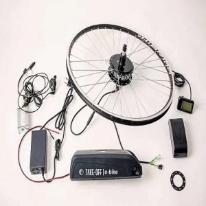 KIT 500w Bateria de Lítio