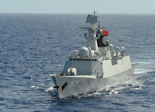 china_warship