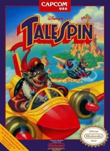 TaleSpin Box Cover