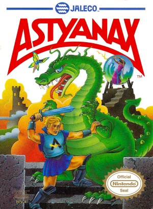 Astyanax Box Cover