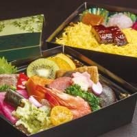 季節限定弁当「夏寄せ弁当」2200円+税