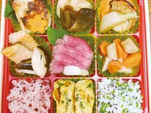 ローストビーフ和食御膳 1650円