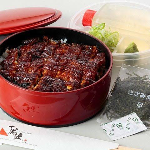 ひつまぶし名古屋備長の料理