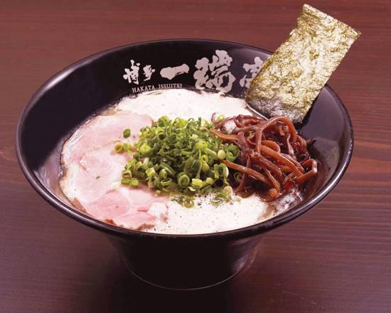 博多一瑞亭の料理