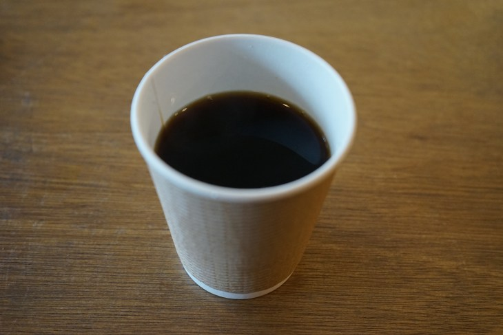 ストンのコーヒー