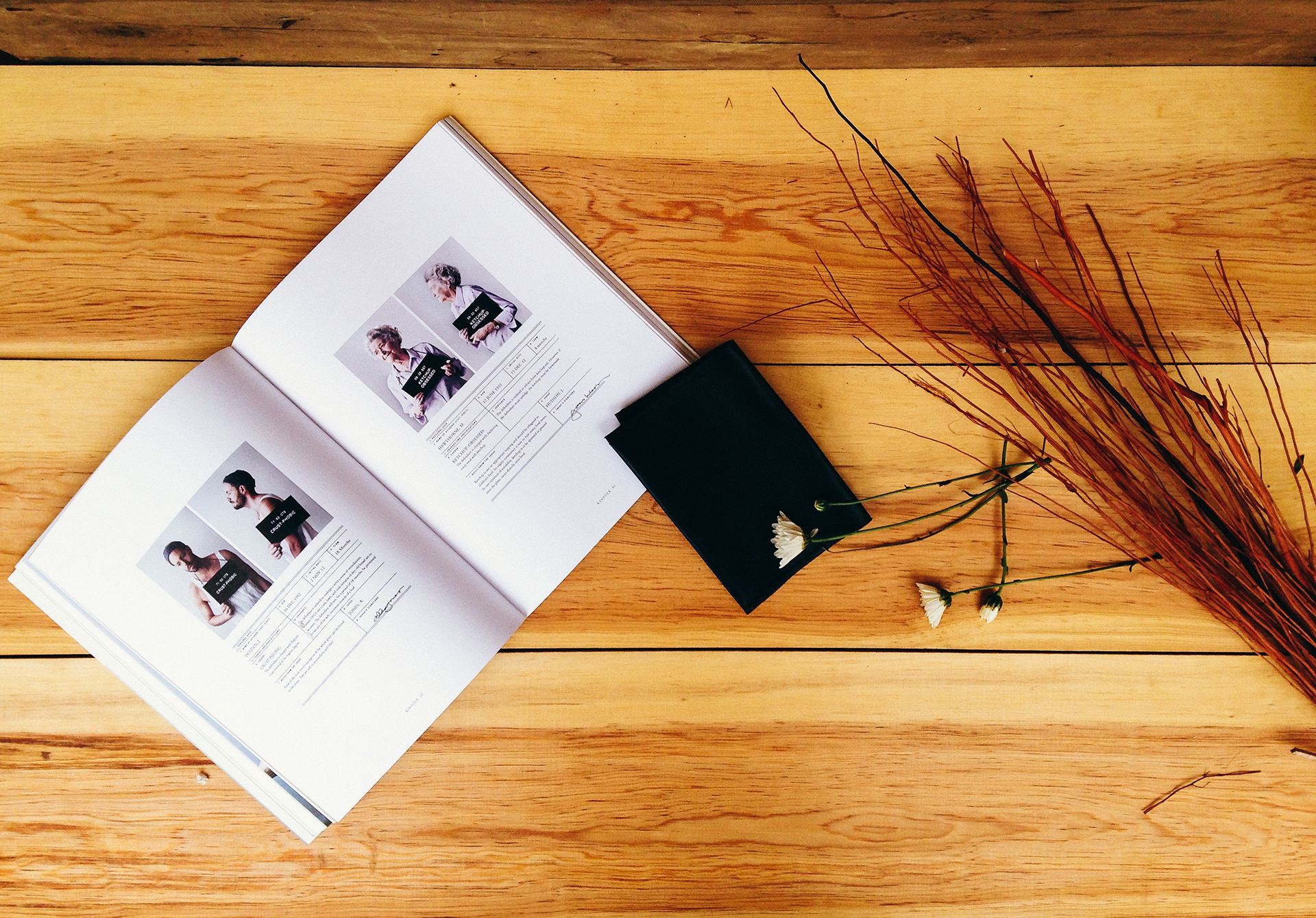 Creative photo book ideas