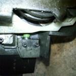 ボルボV70 ドアロック不良(E-8B5252W)