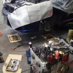 レガシィツーリングワゴン10万キロ目前の車検整備(TA-BH5 EJ20ターボ)