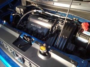 ノーマル本位の自動車整備(ホンダ モビリオスパイク LA-GK1)