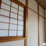 戸建て住宅 和室壁 珪藻土アフター