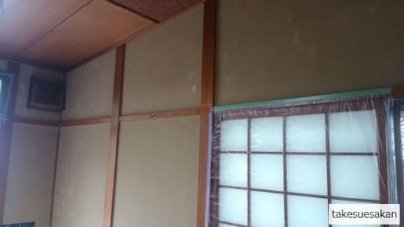 和室塗り替え7