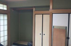 8畳の和室リフォーム