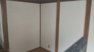 和室の壁リフォーム
