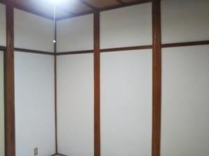 和室の漆喰