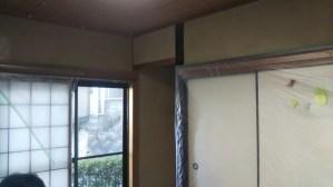 和室塗り壁施工