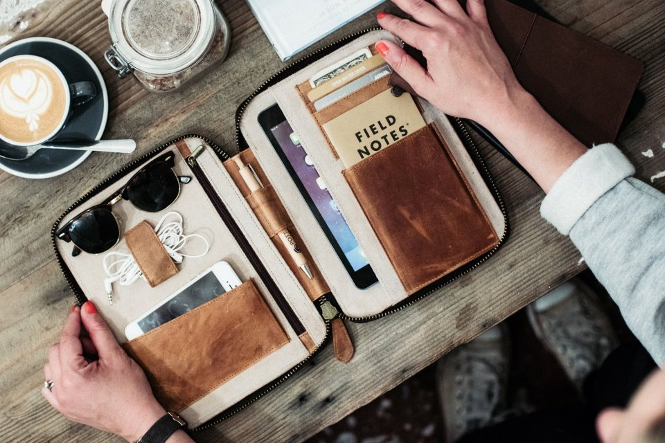 the best travel wallets, Lorton and horn