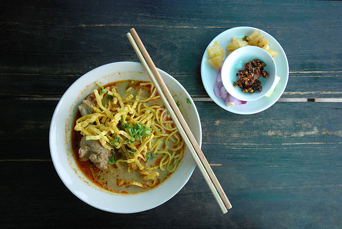 the top 10 places to eat in Chiang mai