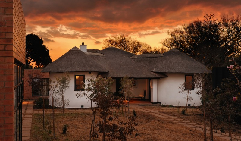 ghandi house South Africa