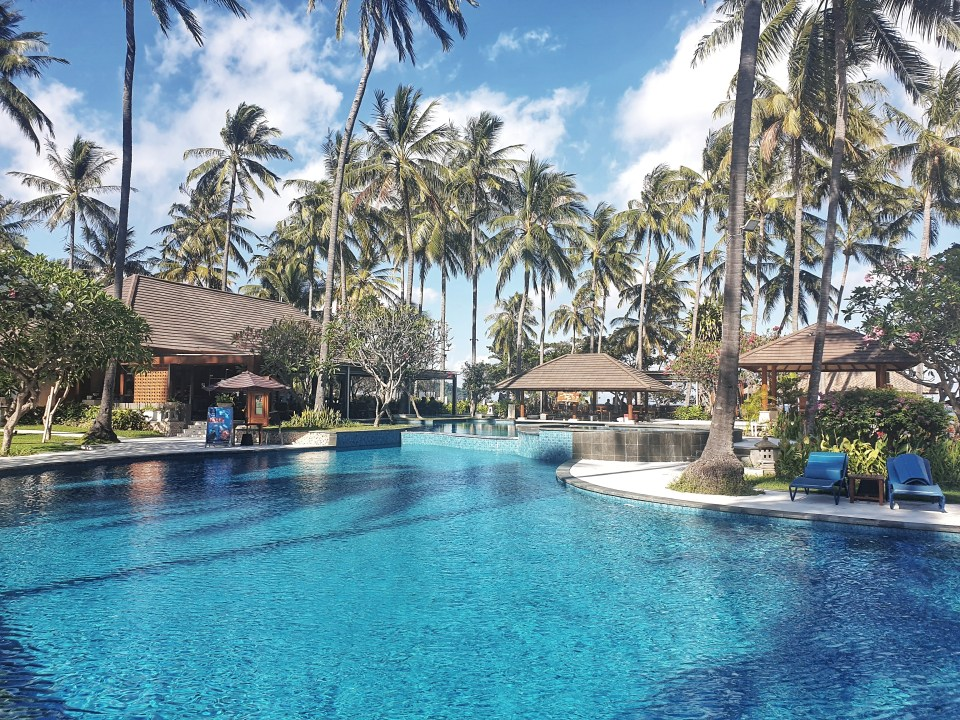 Holiday Resort Lombok Take The Leap Travel