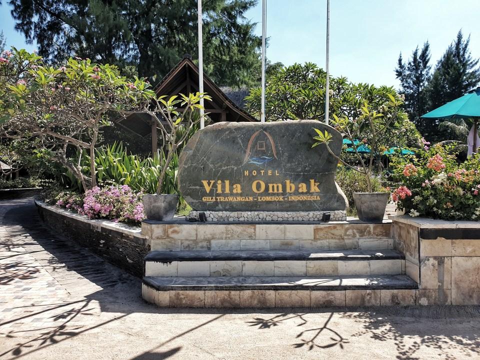 Vila Ombak, Gili Trawangan, Lombok, Bali, Indonesia