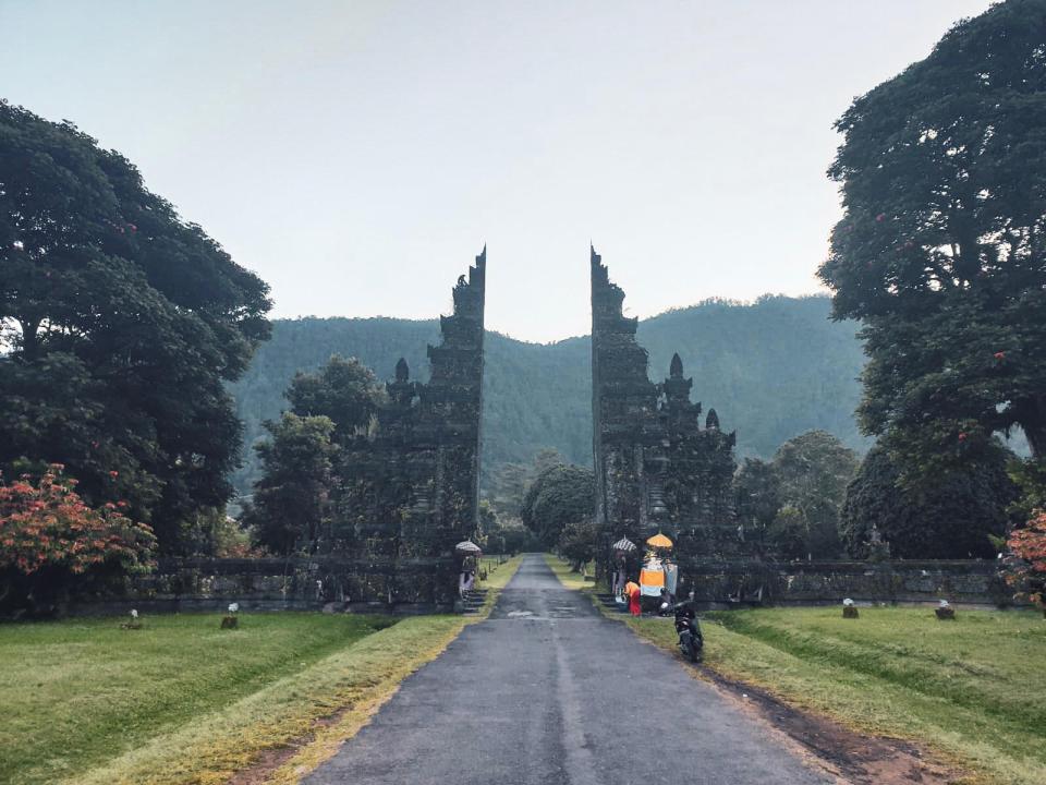 Handara Gates, Munduk, Bali, Indonesia