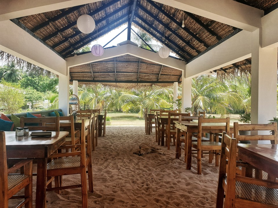 108 Palms Beach Resort, Trincomalee, Sri Lanka