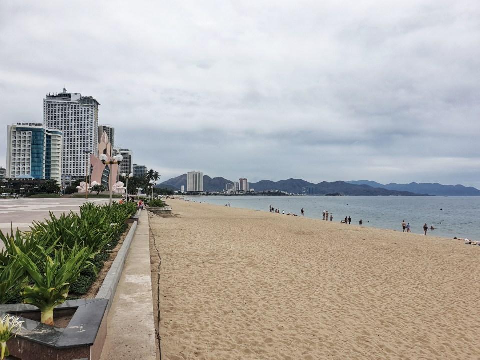 Nha Trang Beach, Nha Trang, Vietnam