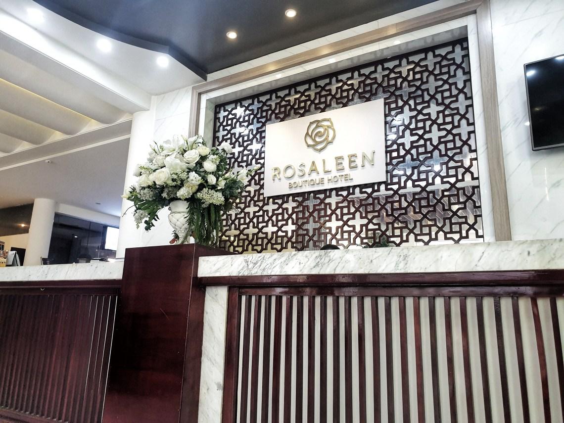 Rosaleen Boutique Hotel, Hue, Vietnam