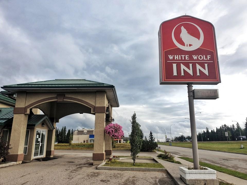 White Wolf Inn, Hinton, Canada
