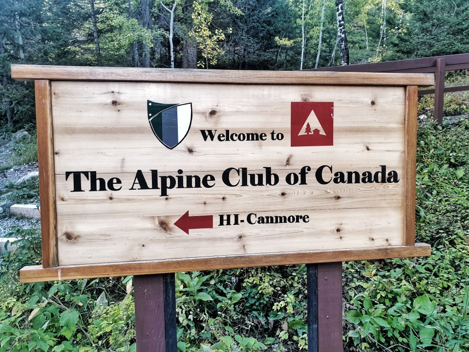 HI Canmore Alpine Club, Canmore, Canada