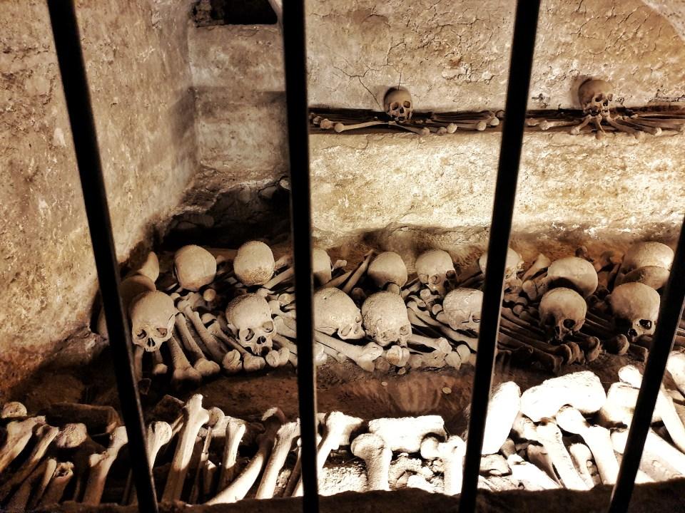 catacombs San Francisco, lima, peru