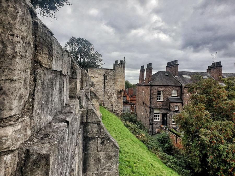 York Walls, York, Yorkshire, England, UK