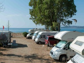 Camping Gythion Bay