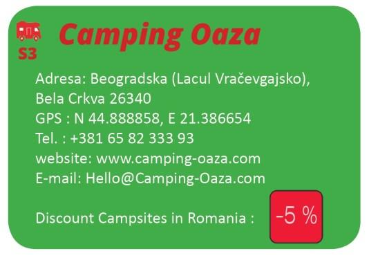 Camping Oaza