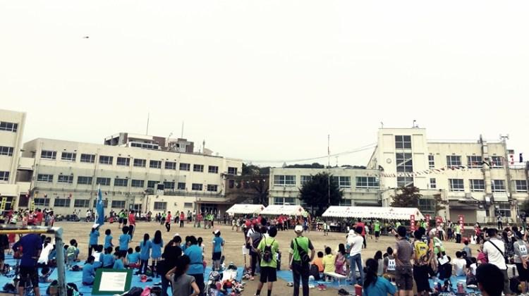 学区運動会