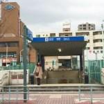 地下鉄植田駅