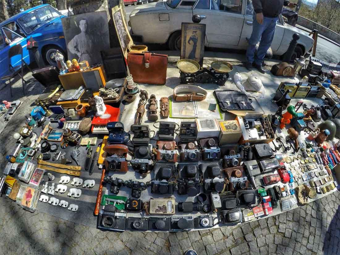 سوق دراي بريدج تبليسي
