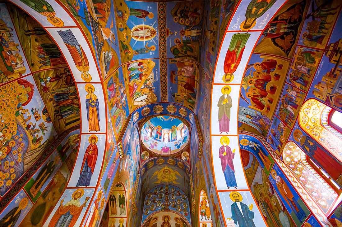 الكنيسة الزرقاء في تبليسي