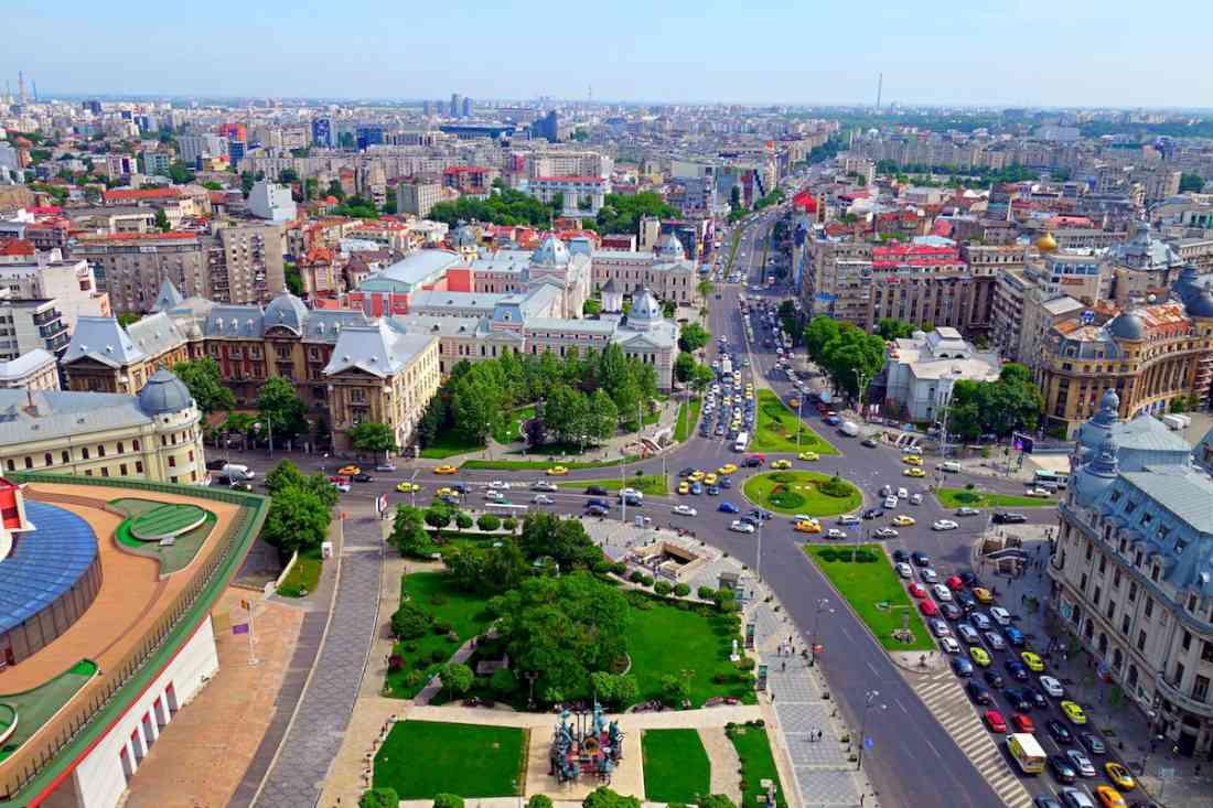 نتيجة بحث الصور عن رومانيا بوخارست