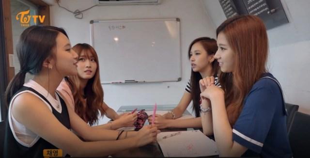 TWICE日本人メンバーで1番韓国語が上手いサナの勉強法は?