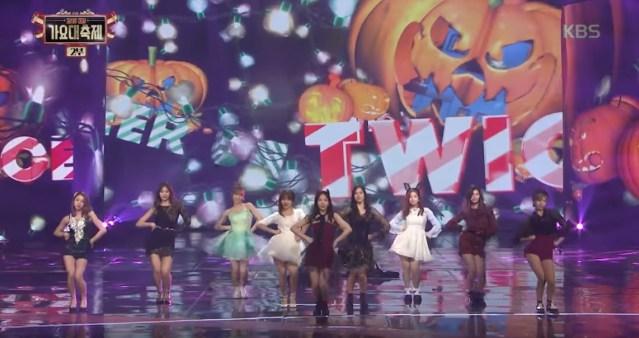 スカパー!2016KBS歌謡大祝祭TWICE/Red Velvet/AOA他総出演【動画】