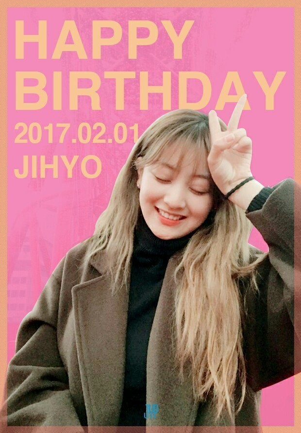 Happy Birthday TWICE JIHYO