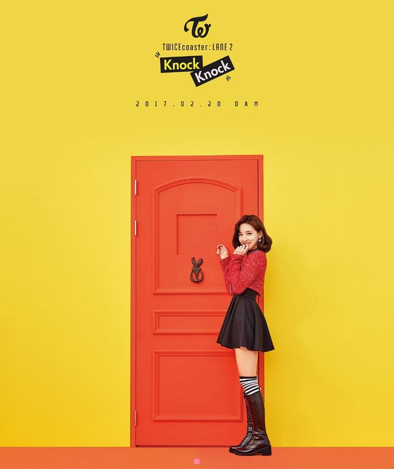 TWICE 「Knock Knock」ナヨン