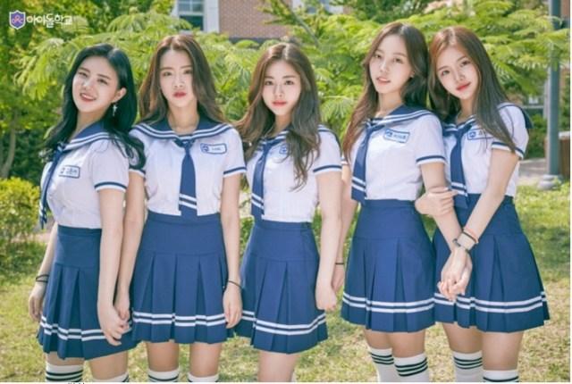 アイドル学校(아이돌학교 ナチ(나띠)2