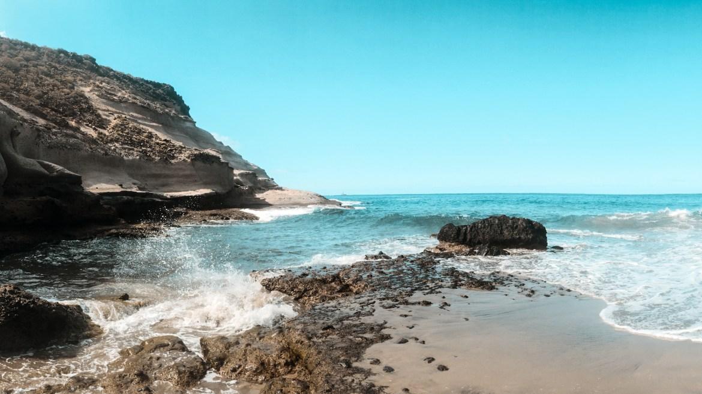 Playa de Diego Hernandez, Teneryfa