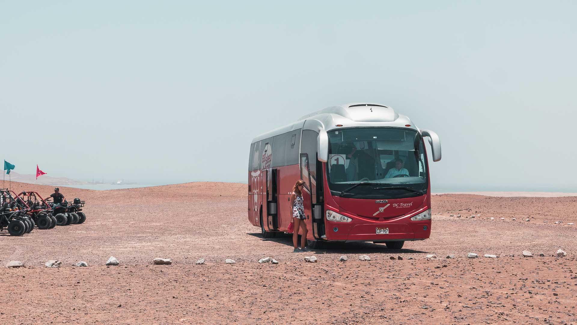 autobus Peru Hop