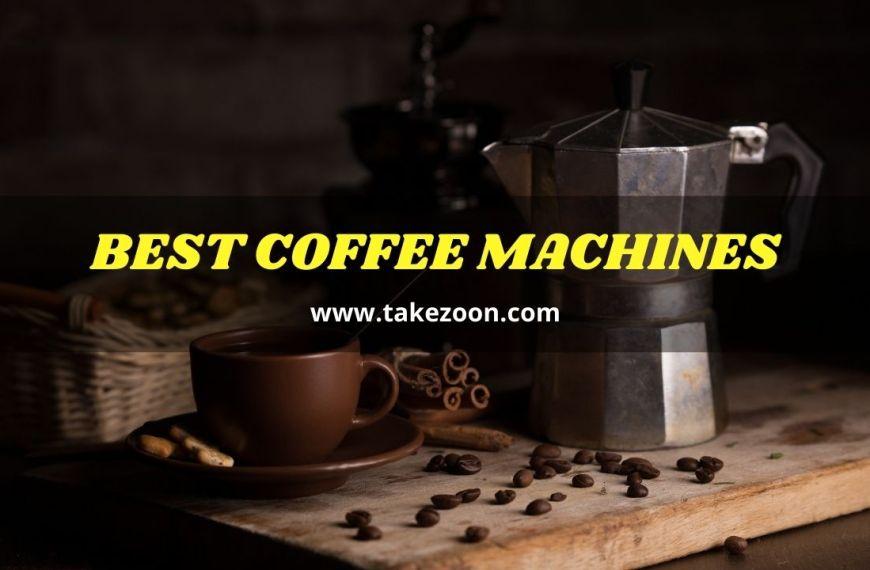 Top 5 || Best Coffee Machines In 2021